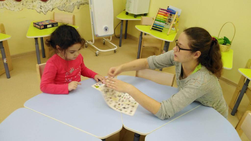 Детский психолог Росток